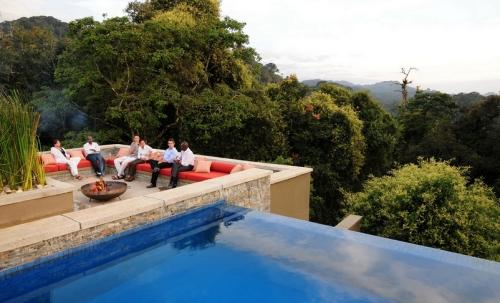 Perfect accommodation